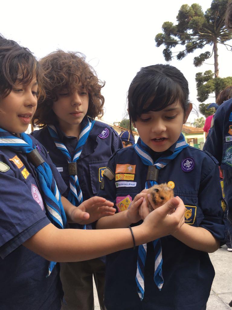 Alcateia Bagheera promove o Dia do Animal de Estimação