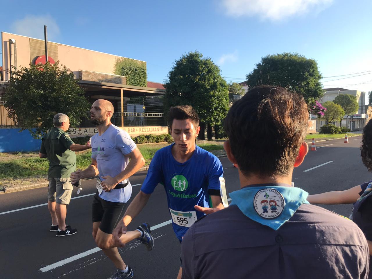 GESD participa, pela segunda vez, da Meia Maratona de Curitiba 2020