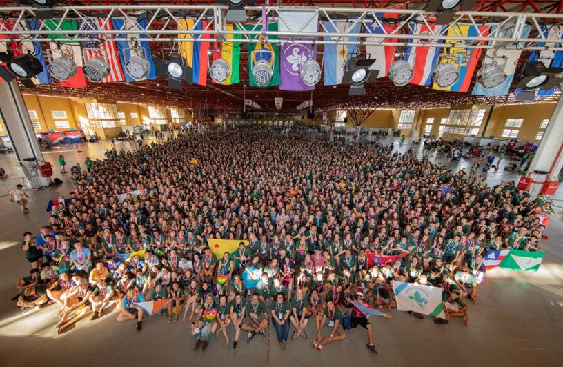 GESD no JamCam 2020 – uma aventura inesquecível